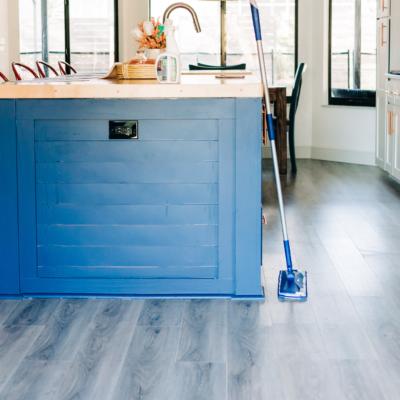 The Secret to Cleaning Luxury Vinyl Plank Floors