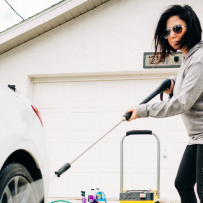 The $30 Rental You Need for Outdoor Cleaning