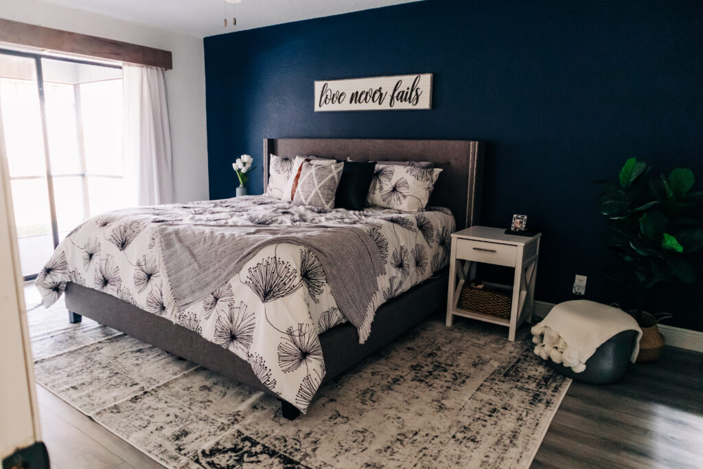Master Bedroom Refresh Crazy Life With Littles Diy Home Decor