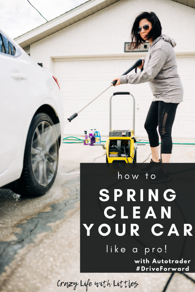 #ad #DriveForward #LifeInDrive #Autotrader @autotrader spring clean your car like a pro this season with 6 simple car care tips