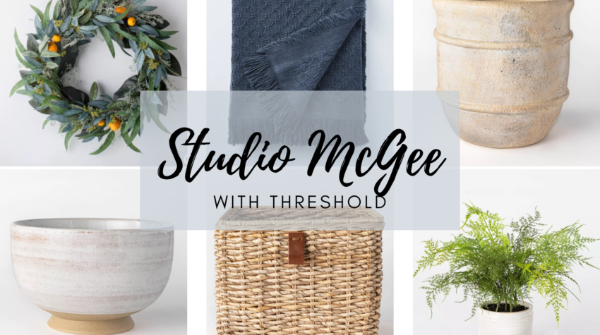 Studio McGee Threshold collection at Target