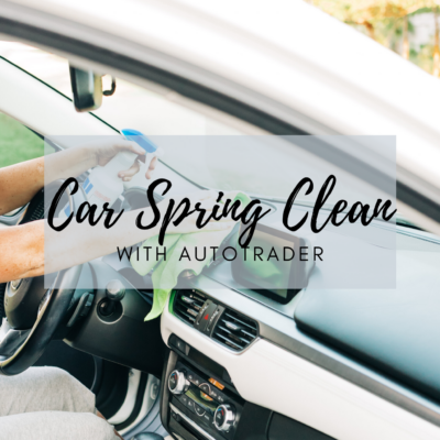 How to Spring Clean Your Car during Coronavirus
