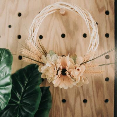 7 DIY Fall Wreath Ideas with Dollar Tree Items