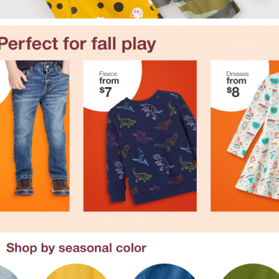 Target Toddler Girl Clothes