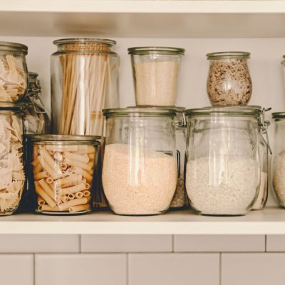 The 8-Step Solution to Pantry Organization