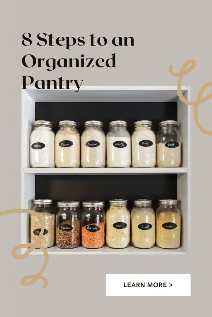 #pantryorganization pantry organization tips to maximize your space