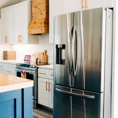 How to Organize Your French Door Refrigerator
