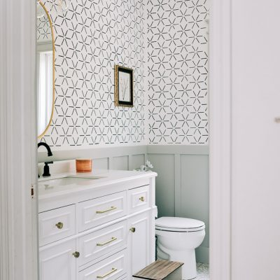 DIY Guest Bathroom Remodel