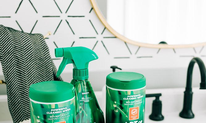 Green Cleaning for Kid- and Pet-Friendly Homes