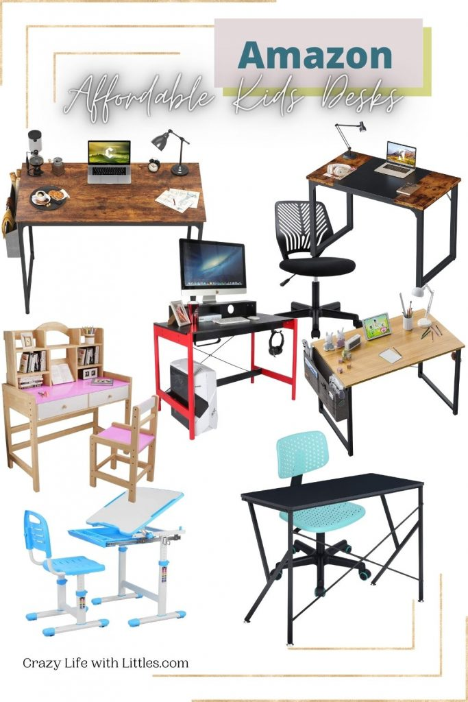 Affordable Kids Desks and Chairs