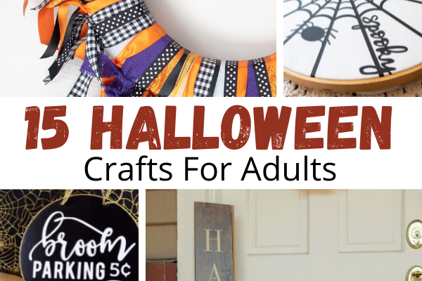 20 Easy Crafts for the Halloween Season