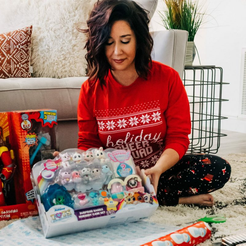 one stop holiday shopping for kids toys, family holiday pajamas and holiday apparel for everyone! AD Grinch Family Pajamas