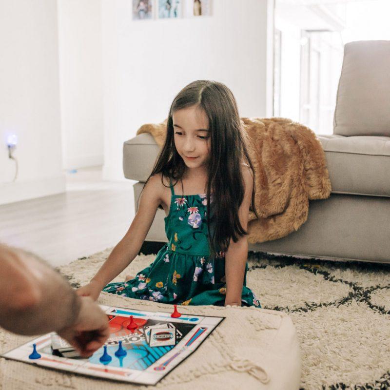 family game night, games for families, kid friendly games, toddler activities, homeschool activities, playdoh activities